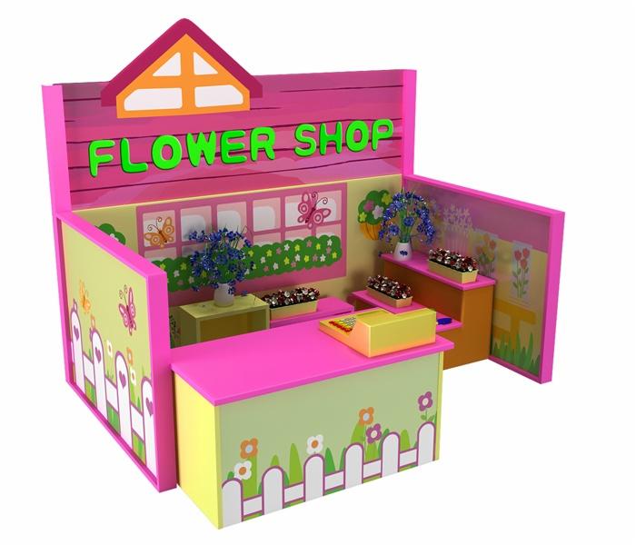 Cheer Amusement Flower Shop role play equipment