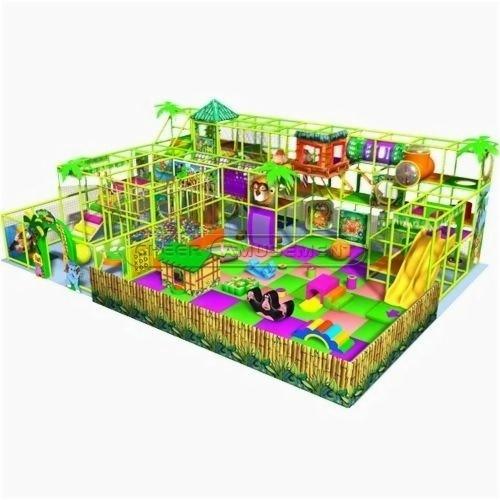 Cheer Amusement Jungle Theme Indoor Soft Play Playground Equipment
