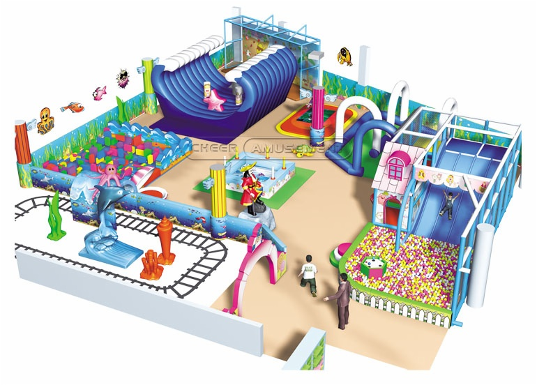 Toddler play design