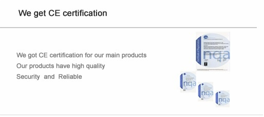 CE product certification