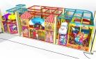 Cheer Amusement Circus Themed Kids Indoor Softplay Ground Equipment