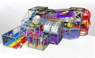 Cheer Amusement Space Themed Children Indoor Soft Playground Equipment