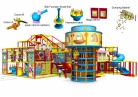 Cheer Amusement Candy Themed Indoor Playground Equipment