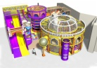 Cheer Amusement Children Play Centre Castle Themed Indoor Soft Playground Equipment
