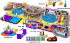 Cheer Amusement Space Themed Children Indoor Soft Playground Equipment