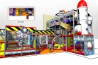 Cheer Amusement Outer Space Themed Children Indoor Softplay ground Equipment