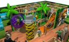 Cheer Amusement Children Play Centre Jungle Themed Small Indoor Soft Playground Equipment