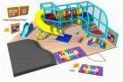 Cheer Amusement Kids Play Zone Toddler Playground 20110724-HK-003-1