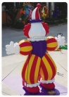 Cheer Amusement Advertising Character Inflatable Welding