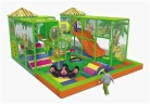 Cheer Amusement Jungle Themed Toddler Playground Equipment