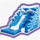 Cheer Amusement Ocean Themed Children Inflatable Water Slide Amusement Equipment Supply