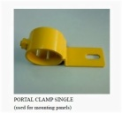 Portal Clamp Single