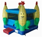 Cheer Amusement Children Inflatable Bouncer Corn