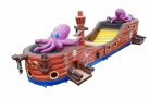 Cheer Amusement Inflatable Fun City Octopus Galleon