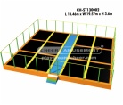 Cheer Amusement Independent trampoline CH-ST130002