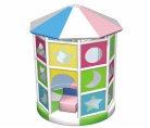 Cheer Amusement Ocean/Candy Themed Rotating Octagon Pavilion