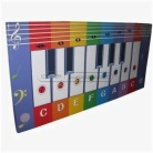 Cheer Amusement Children Indoor Electronic Soft Piano Equipment