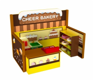 Cheer Amusement BAKERY role play equipment