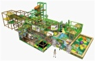 Cheer Amusement Jungle Themed Indoor Playground Equipment