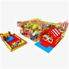Cheer Amusement Circus Theme Indoor Playground Equipment Supplier